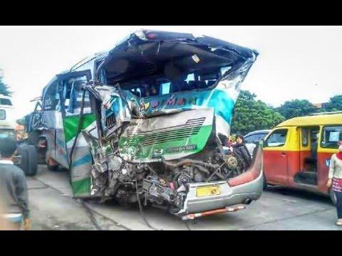 Bus Rombongan Mahasiswa Terguling di Semarang, Satu Orang Tewas Eko Susanto - detikNews