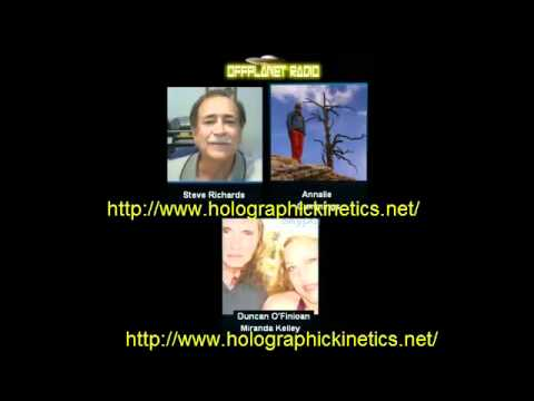 Dreamtime Healing with Steve-Richards-HolographicKinetics-Part 2