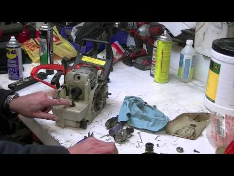 Stihl 025 Chainsaw Repair? - Part 1