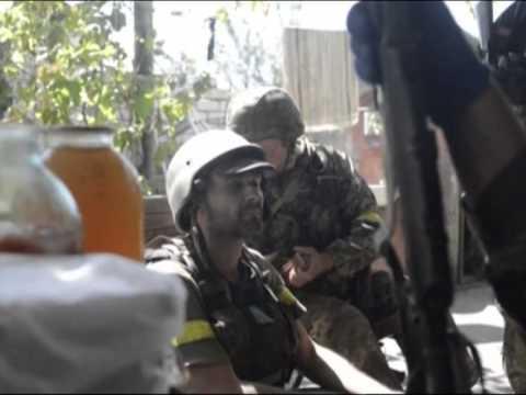 Силы АТО освободили Новоазовск, вокруг города продолжаются бои