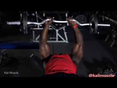 Kali Muscle - BUILD HUGE TRICEPS