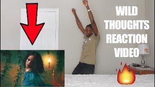 REACTING TO WILD THOUGHTS VIDEO // DJ KHALED FT. RIHANNA & BRYSON TILLER !!