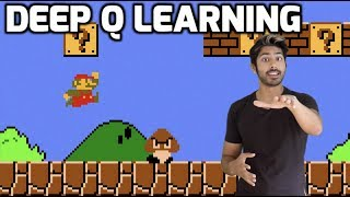 Deep Q Learning for Video Games - The Math of Intelligence #9