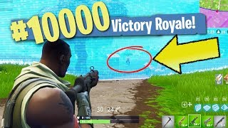 PLAYING WITH THE #1 NOOB!! Fortnite Battle Royale w/ Big Noob