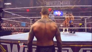 "WWE- Randy Orton tribute ""Runaway"" by Hail the Villain HD"