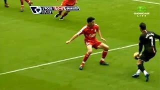 Cristiano Ronaldo vs Liverpool Away 07-08 HD 720p by Hristow