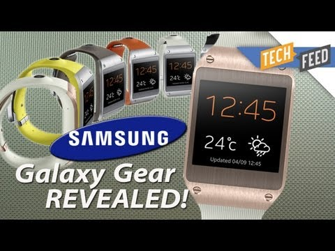 Samsung Unveils Galaxy Gear. Galaxy Note 3. & Galaxy Note 10.1 2014 Edition!
