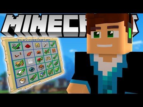 MINECRAFT BINGO! #01 /w Hunter, SzymeQ, Abra | Minecraft Vertez