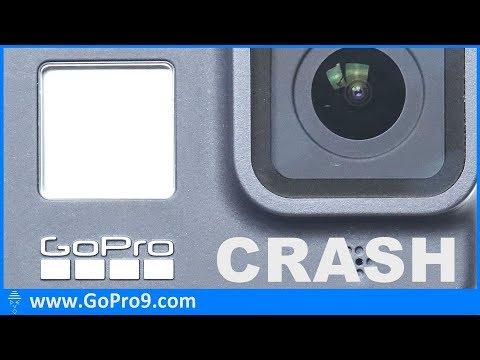 GoPro Hero 8 Black Crashing Locking Up Screen Freeze Power Wont Switch Off and SD Card Error Problem
