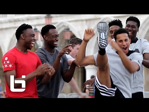 USA Teenagers Explore Italy! adidas Eurocamp Off Court Experience Was AMAZING