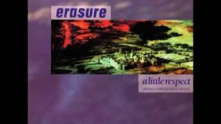 "Erasure - A Little Respect (12"" LP Vocal Remix) 1987"