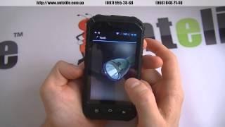 Land Rover A8 IP68 MTK6572 обзор смартфона