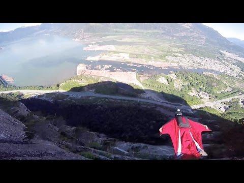 North American Wingsuit BASE Trip