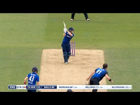 New Zealand edge to thrilling Oval ODI win over England