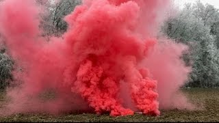 BIG SMOKEBOMB RDG3 RED (HD)
