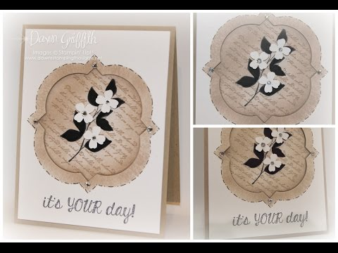 Dawn's Swap for Stampin'Up! Convention 2014
