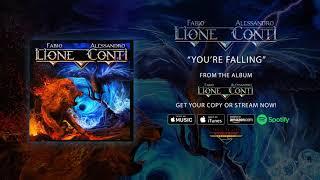 LIONE - CONTI - You're Falling (audio)