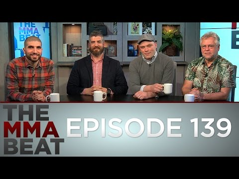 The MMA Beat Live - February 23, 2017