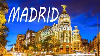 Madrid Travel Guide 2018
