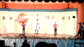 ACE COLLEGE PALAKKAD-DANCE OF 2011