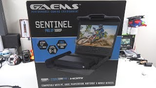 GAEMS Sentinel Pro XP – Personal Gaming Environment Unboxing