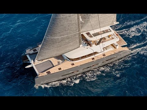 Lagoon 77 Catamaran 2018 - The Biggest (23,3m) Lagoon Ever Made!