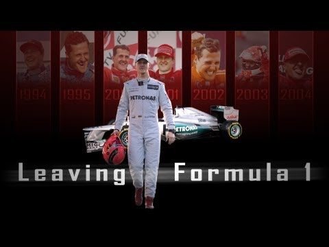 Michael Schumacher Tribute - The Greatest Driver Of All Time.