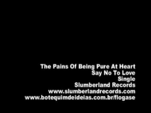 Pains Of Being Pure At Heart - Say No To Love (audio only) Music Videos