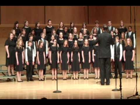 Fort Wayne Children's Choir - Ching-A-Ring Chaw