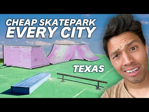 The Skatepark You Find In Every City