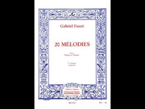Gabriel Faure - Automne
