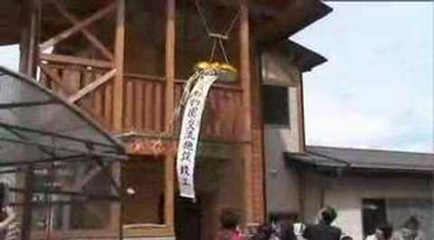 【ハッチファミリー】須坂市動物園交流施設・竜ヶ池池開き・なめ犬登場
