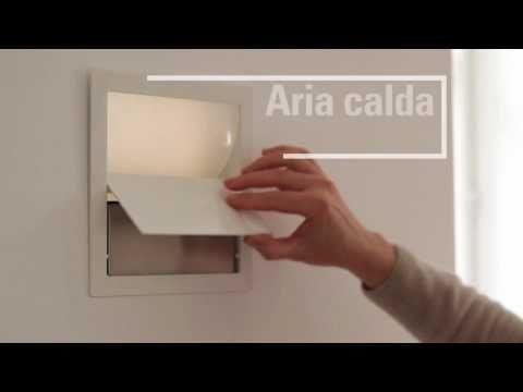 Comfort air, l'efficente sistema di riscaldamento per scaldare più stanze (it)