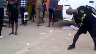 Football Freestyler in Ivory Coast