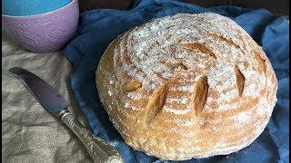 Готовим горчичный хлеб на электрической тестомешалке Анкаршрум
