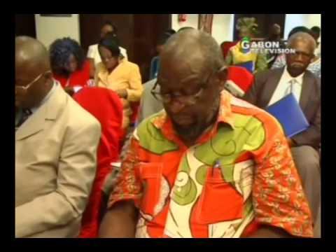 RTG / Politique : Assemblée Générale de la société d'énergie et d'eau du Gabon