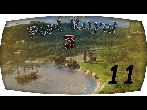 Port Royale 3 #11 Langsam nerven die Piraten [german/deutsch]