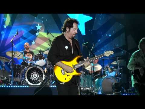 Ringo Starr's All-Star Band-Steve Lukather-Hold the Line 6-29-2012