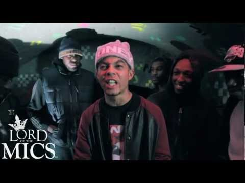 LOTM Cypher: Jammer, Hecki, Drifter, Scorpz, Funky Dee, A2, Kozzie, P Money, Choppa | Ukg, Grime, Rap