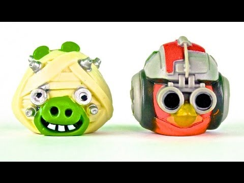 Angry Birds Anakin Podracer Game! - Cool!