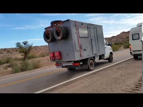 2016 mercedes sprinter diesel 4x4 rb 50 camper van full for Mercedes benz sprinter 4x4 diesel