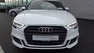 CMG AUDI SLIGO: 181D21922 Audi A3 Sportback 1.6TDI S-Line 116BHP
