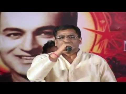 Jis Gali Mein Tera Ghar Na Ho Baalma sung by Arun Goela