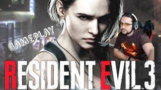 [Blind] Resident Evil 3 Live Gameplay