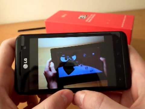[Mobileo #4] Recenzja Telefonu LG Swift 3D    LG Optimus 3D Review