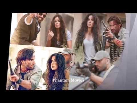 PHANTOM MOVIES | Phantom Movie First Look | Saif Ali Khan & Katrina Kaif