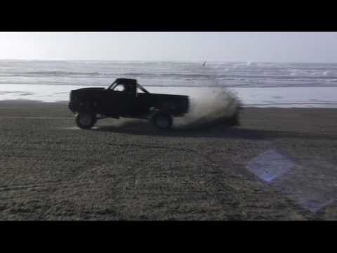 Team English Racing 1200 WHP Twin Turbo Sand truck E85