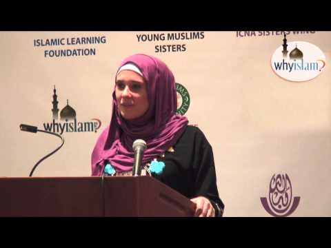 877-Why-Islam presents a story of a revert who recounts her struggle to wear hijab (head covering). She talks about her journey to Morocco introduced her to ...
