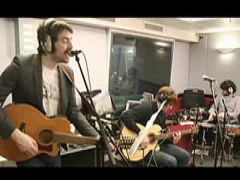 The Courteeners - Not Nineteen Forever (live acoustic)