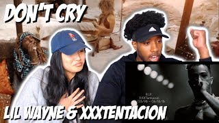 HAPPY BIRTHDAY X!! | LIL WAYNE - DON'T CRY FT. XXXTENTACION | MUSIC VIDEO REACTION